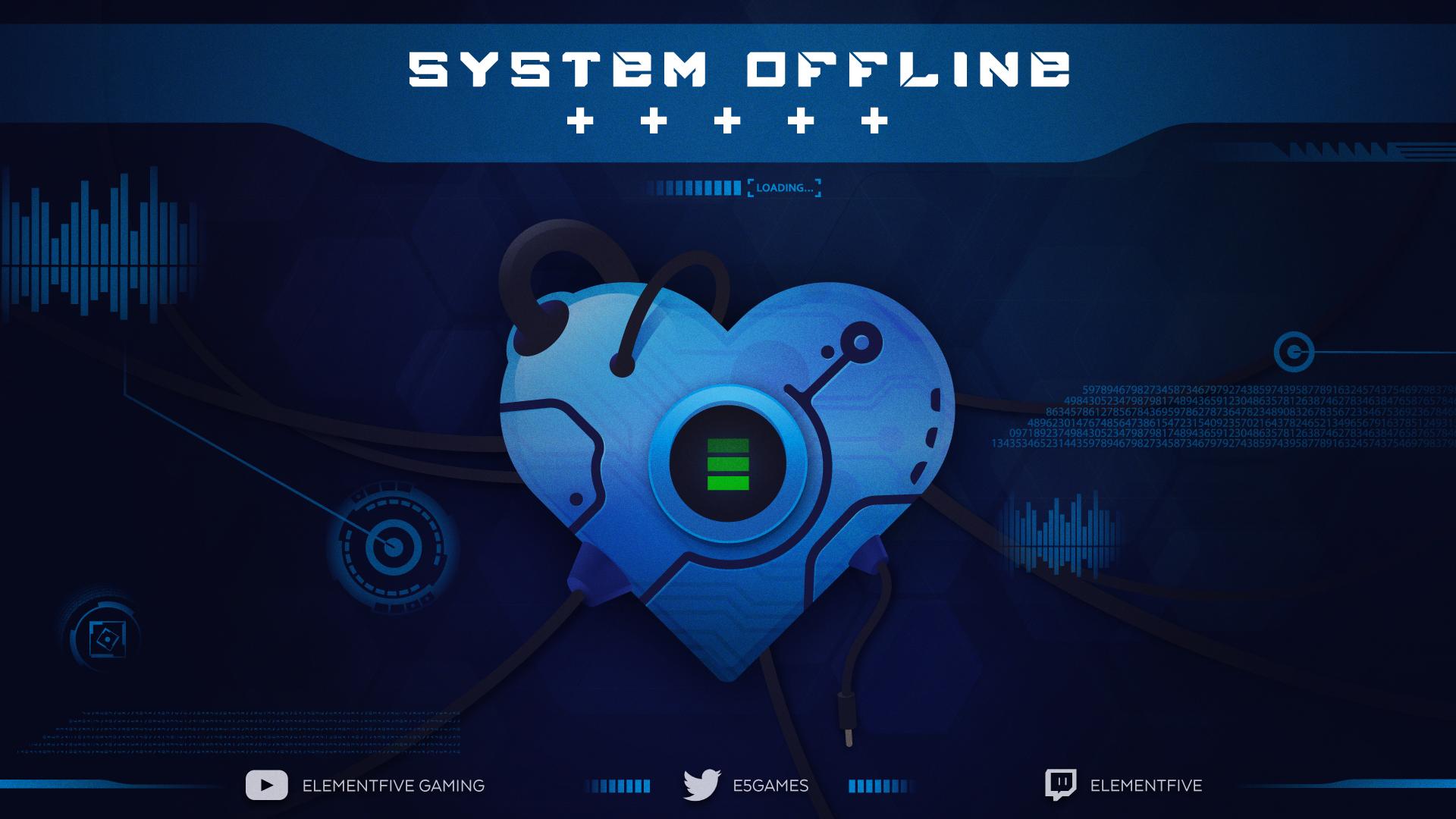ElementFive Gaming Stream elements
