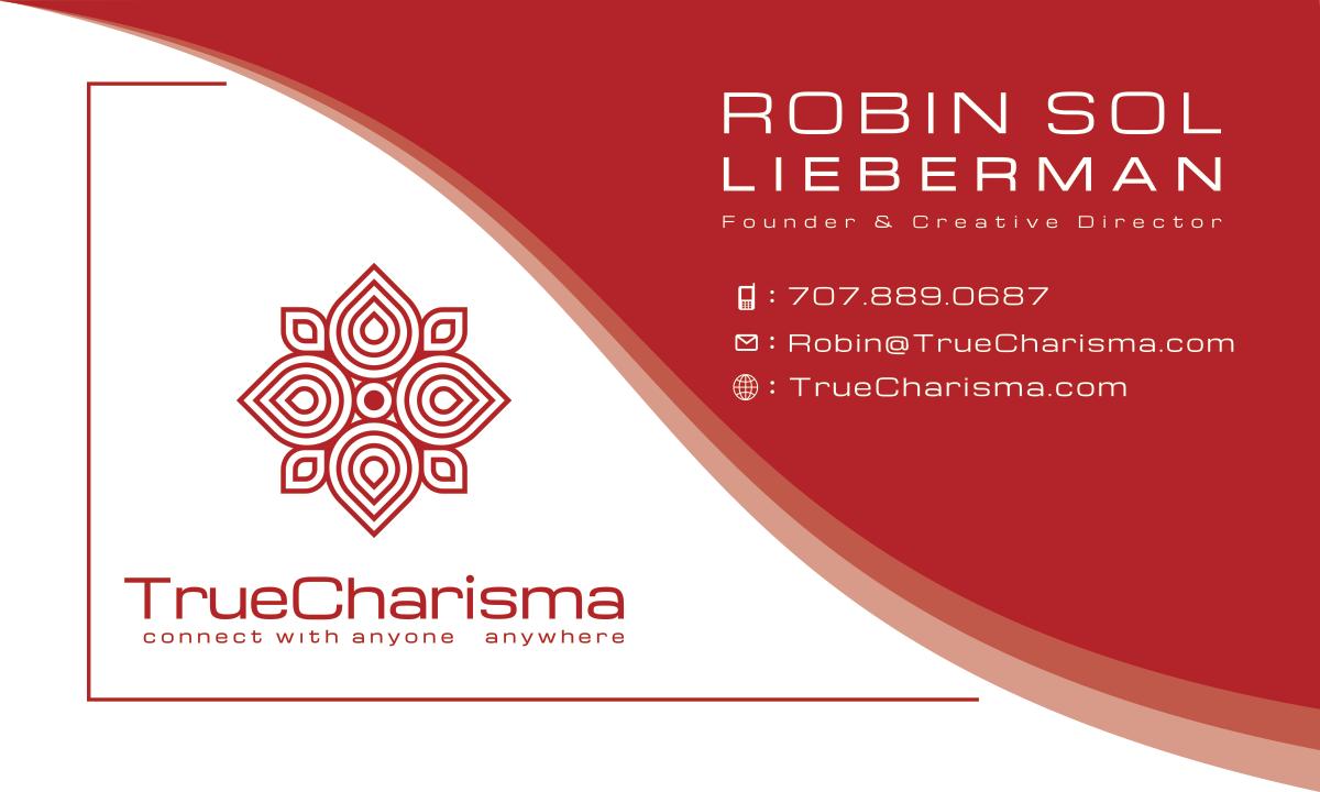 TrueCharisma Business Card