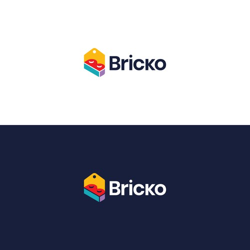 Logo for Bricko
