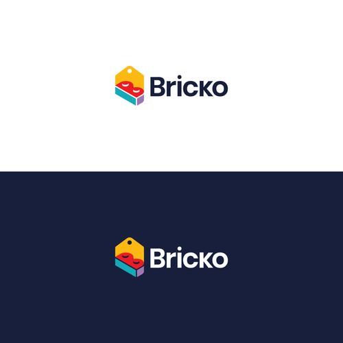 Logo for Bricko