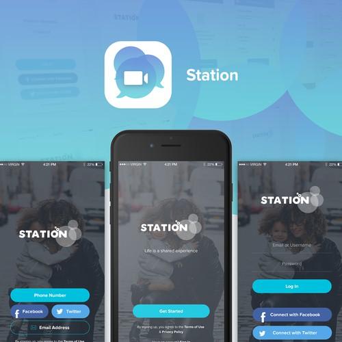 Station App