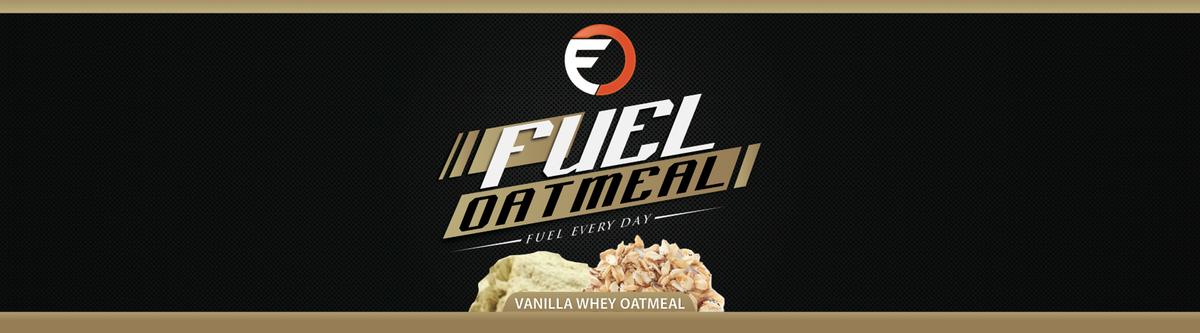 Fuel Oatmeal Label