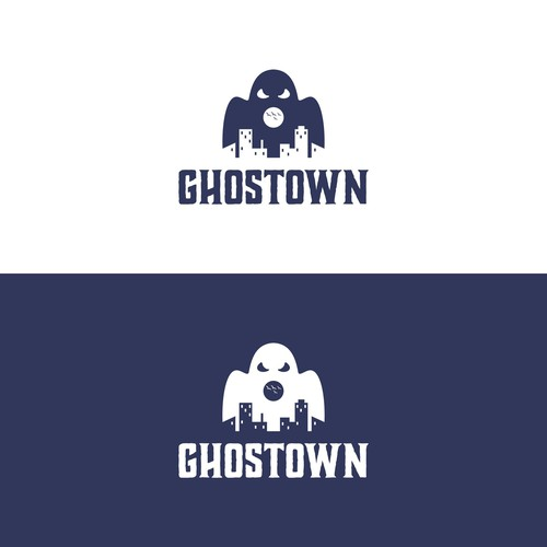 Simple & Youthful logo Ghostown