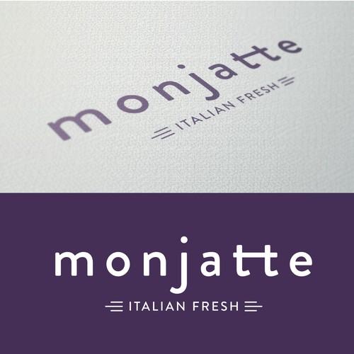 Create logo for a new hip Italian restaurant