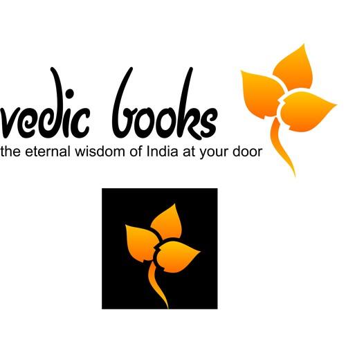 logo for Vedic Books