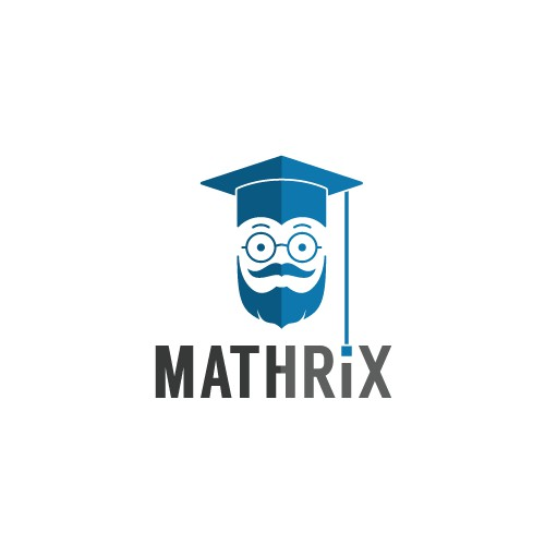 Logo and mascot for service that helps students succeed in school