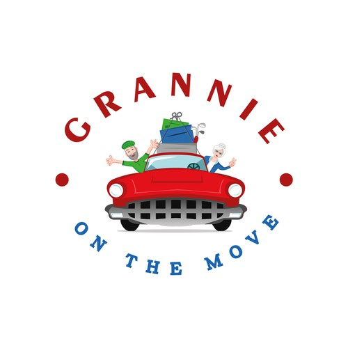 Grannie on the move - winning design
