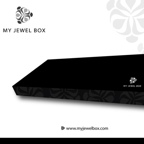 We need YOU for MyJewelBox' Modern and Luxury logo