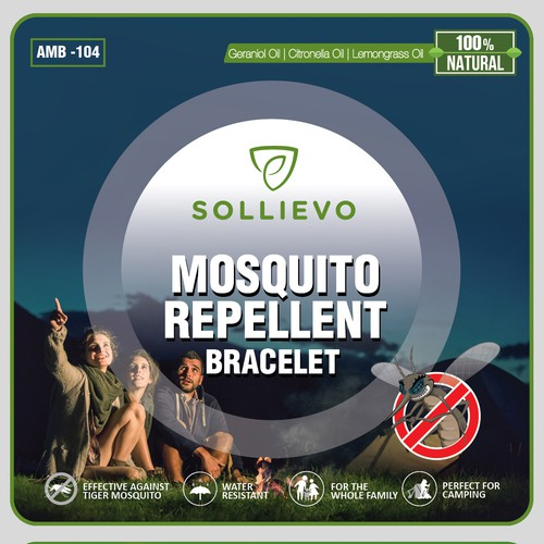 Label Design for Mosquito Repelkent