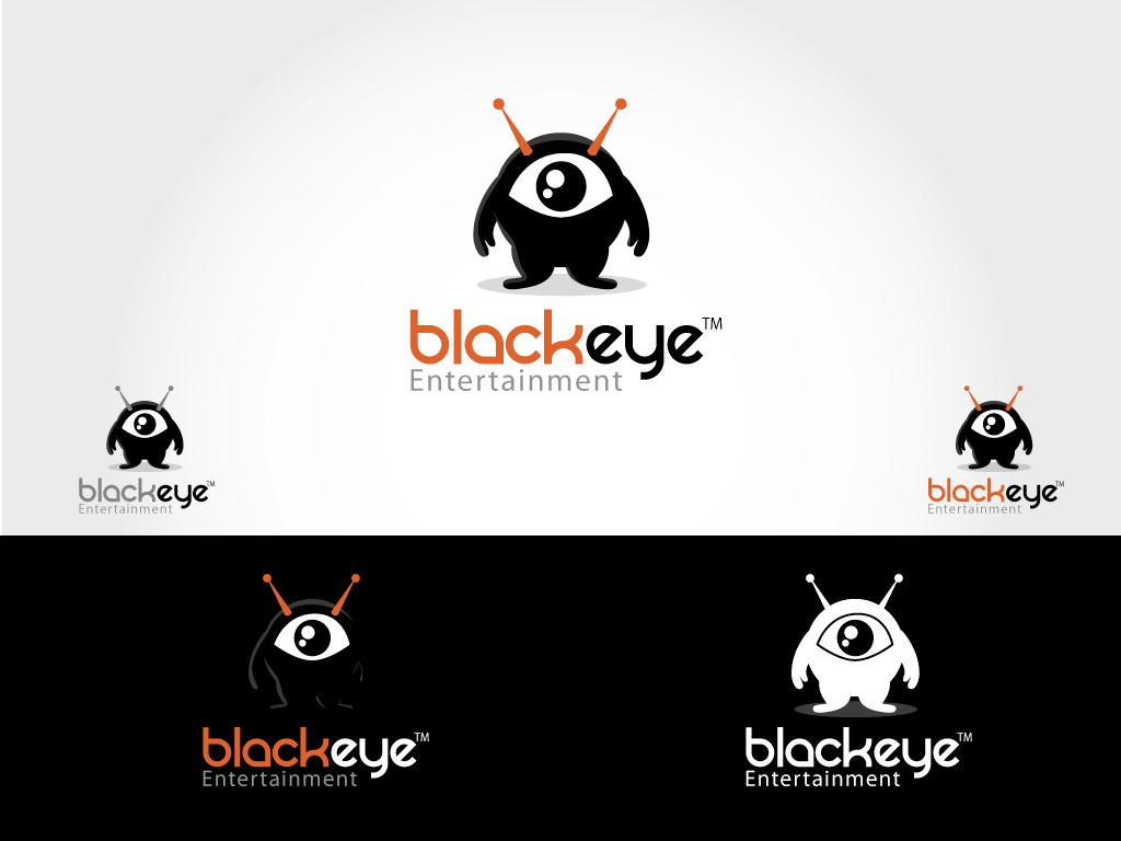 Help Black Eye Entertainment with a new logo