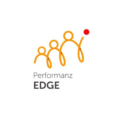 Logo concept for Performanz Edge