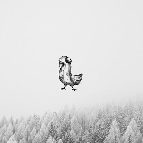 Pigeon Zombie