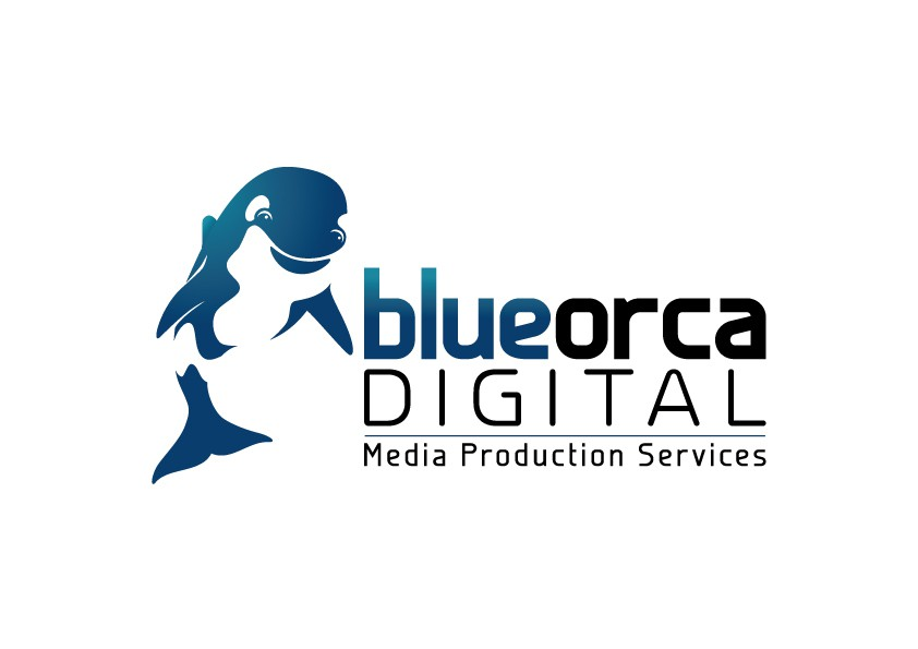 Create the next logo for Blue Orca Digital