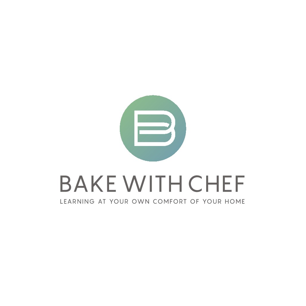 Design BakeWithChef into a Fun, Easy and Professional logo