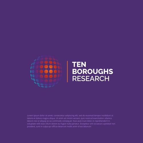 Logo Concept for Ten Borough Research