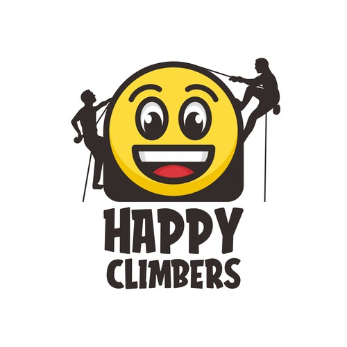 Happy Climbers Logo