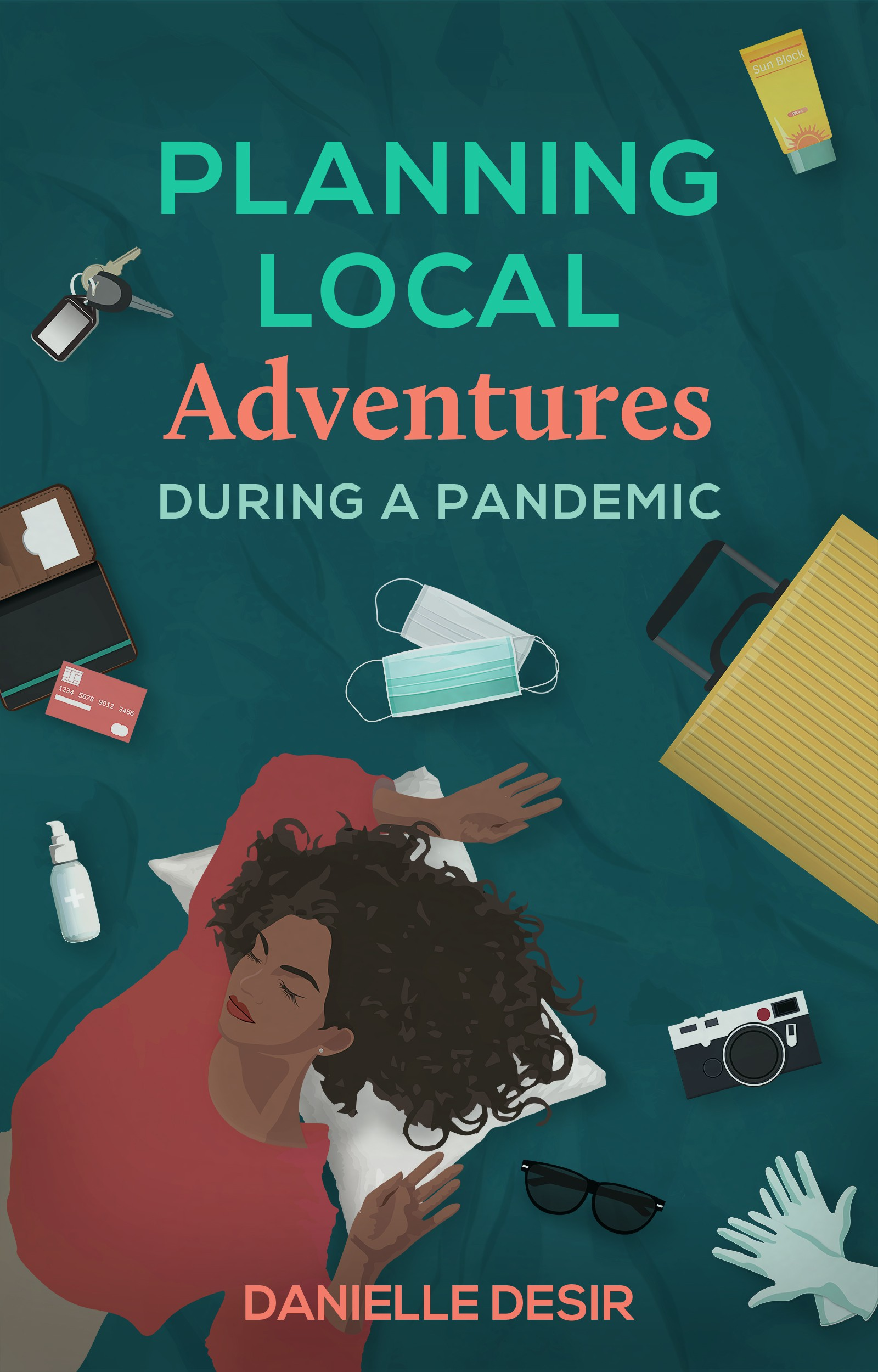 Fun Cover Design For Travel Ebook!