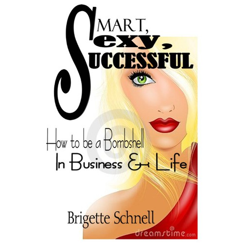 New book or magazine cover wanted for Brigitte Schnell.com (logo in development here)