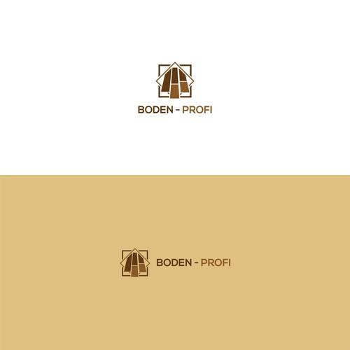Logo concept for flooring company