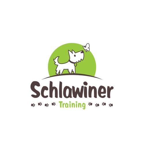 Bitte erstelle ein geniales Logo für eine Hundeschule, die mal die Beste der Welt werden soll :-)