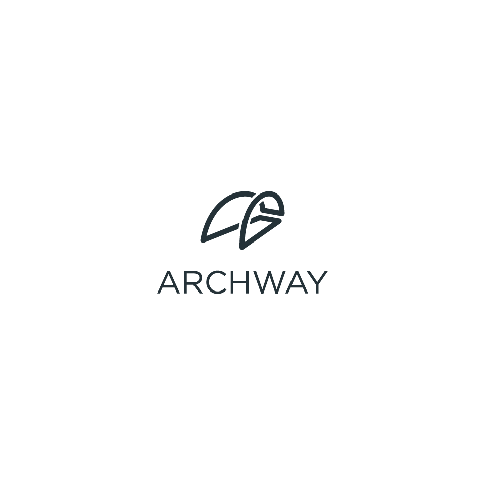 Create a captivating logo for Archway Investments