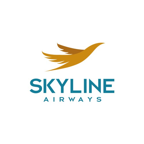 Charter Airline Company Logo