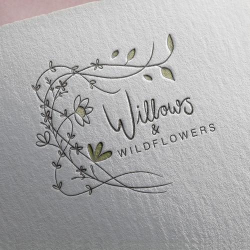 Logo design for a florist