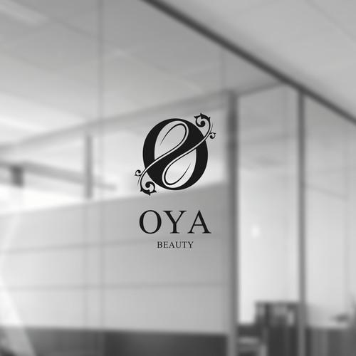 Oya Beauty logo