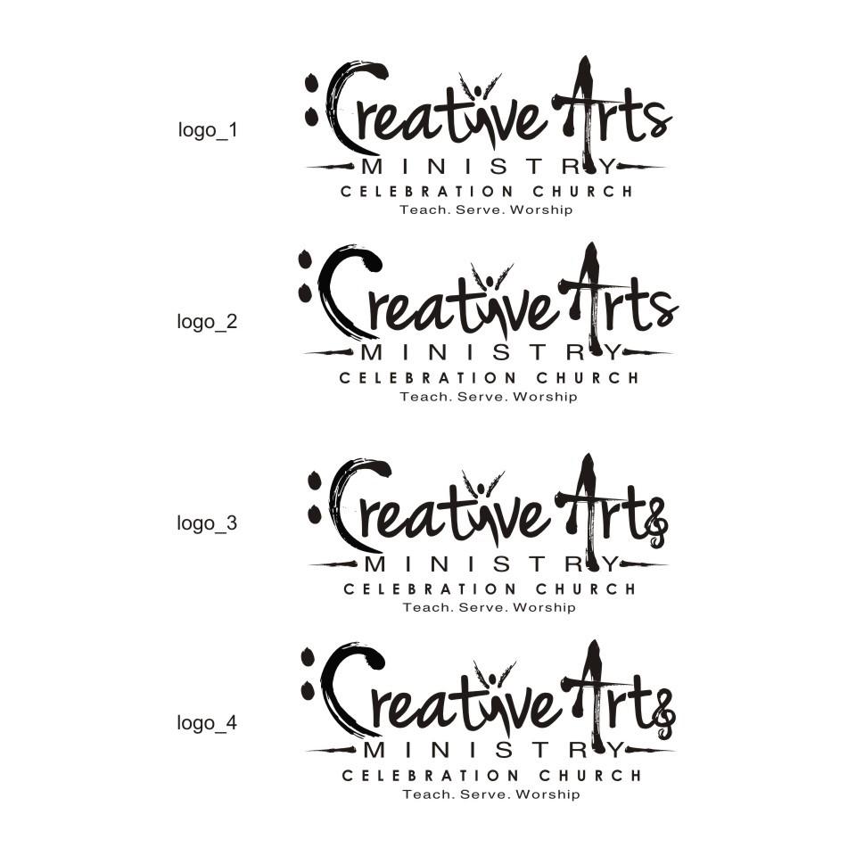 Update Logo Design - creative arts ministry