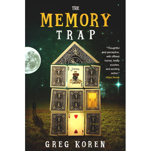 book cover ''The Memory Trap''