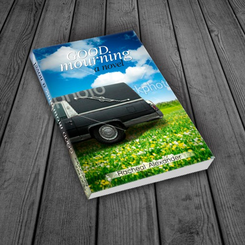 Book Cover design for a novel