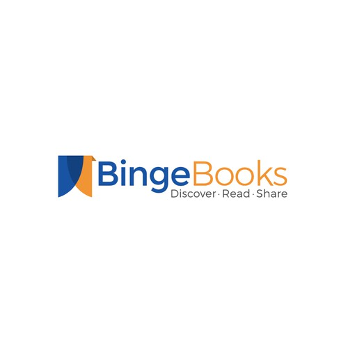 Bookmark Logo for Binge Books