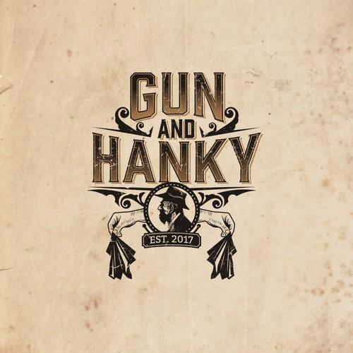 Gun and Hanky