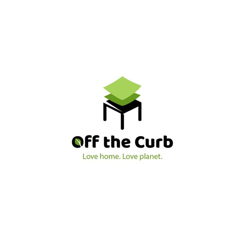 Logo for Off the Curb