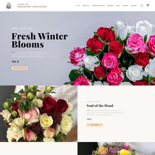 My Rose Web Design alt style