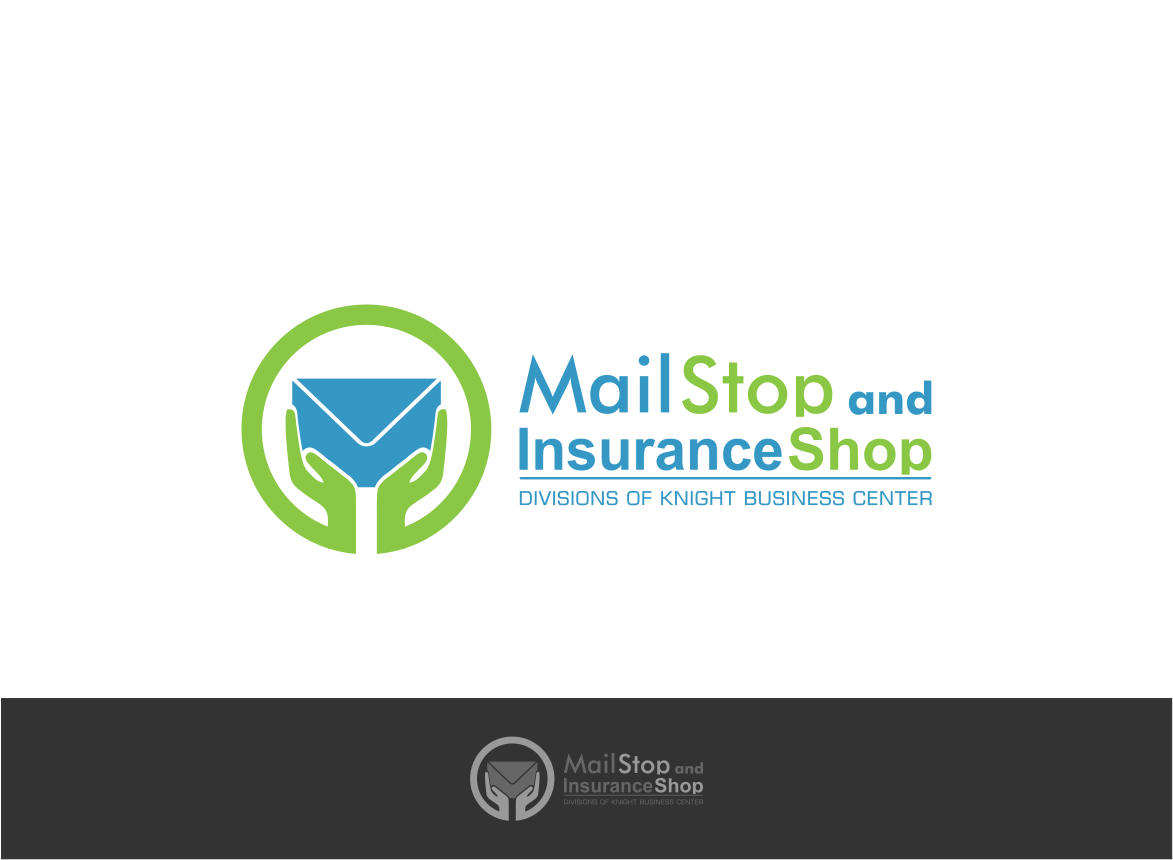 Mail Stop and Insurance Shop needs a new logo