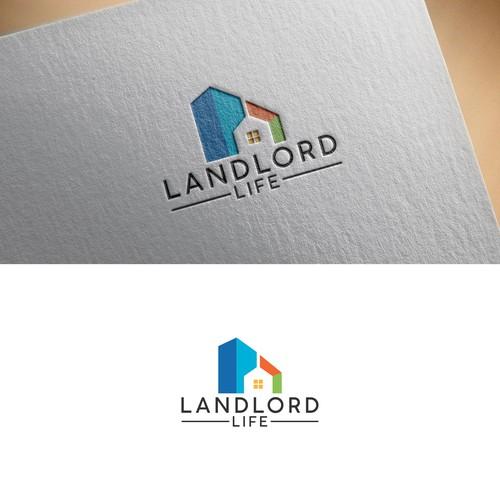 LOGO FOR LANDLORD LIFE