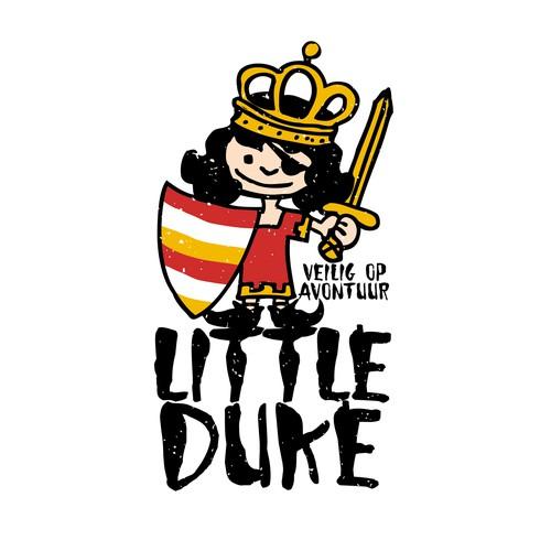 Der kleine Herzog wacht über  die Kinder