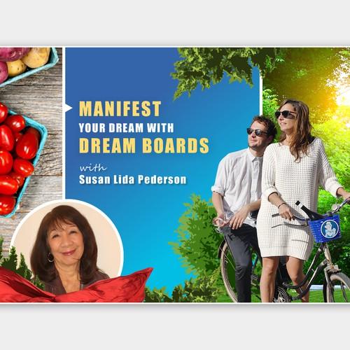 Manifest Your Dream Banner