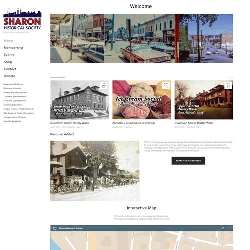 Sharon Historical Society