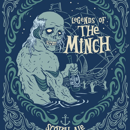 Legends of the minch