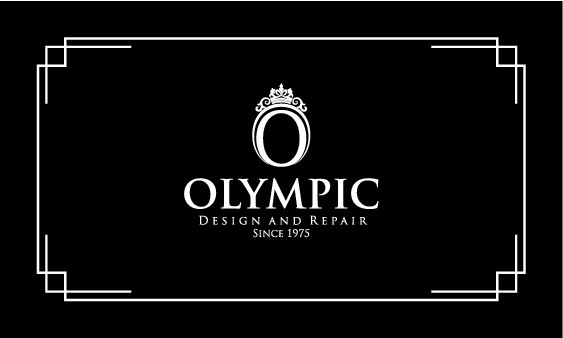 Olympic's business cards