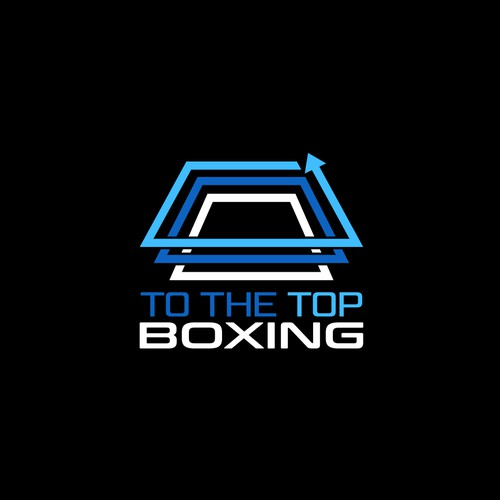 Logo For To The Top Boxing