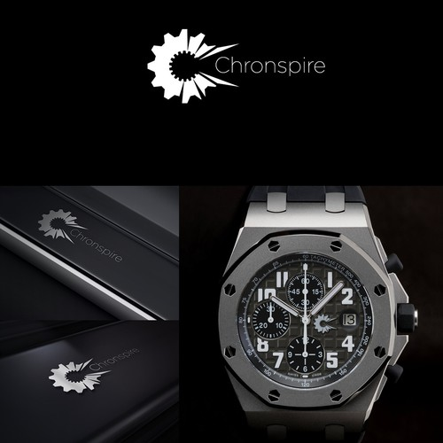 Watch company needs logo!!! Time is ticking :D
