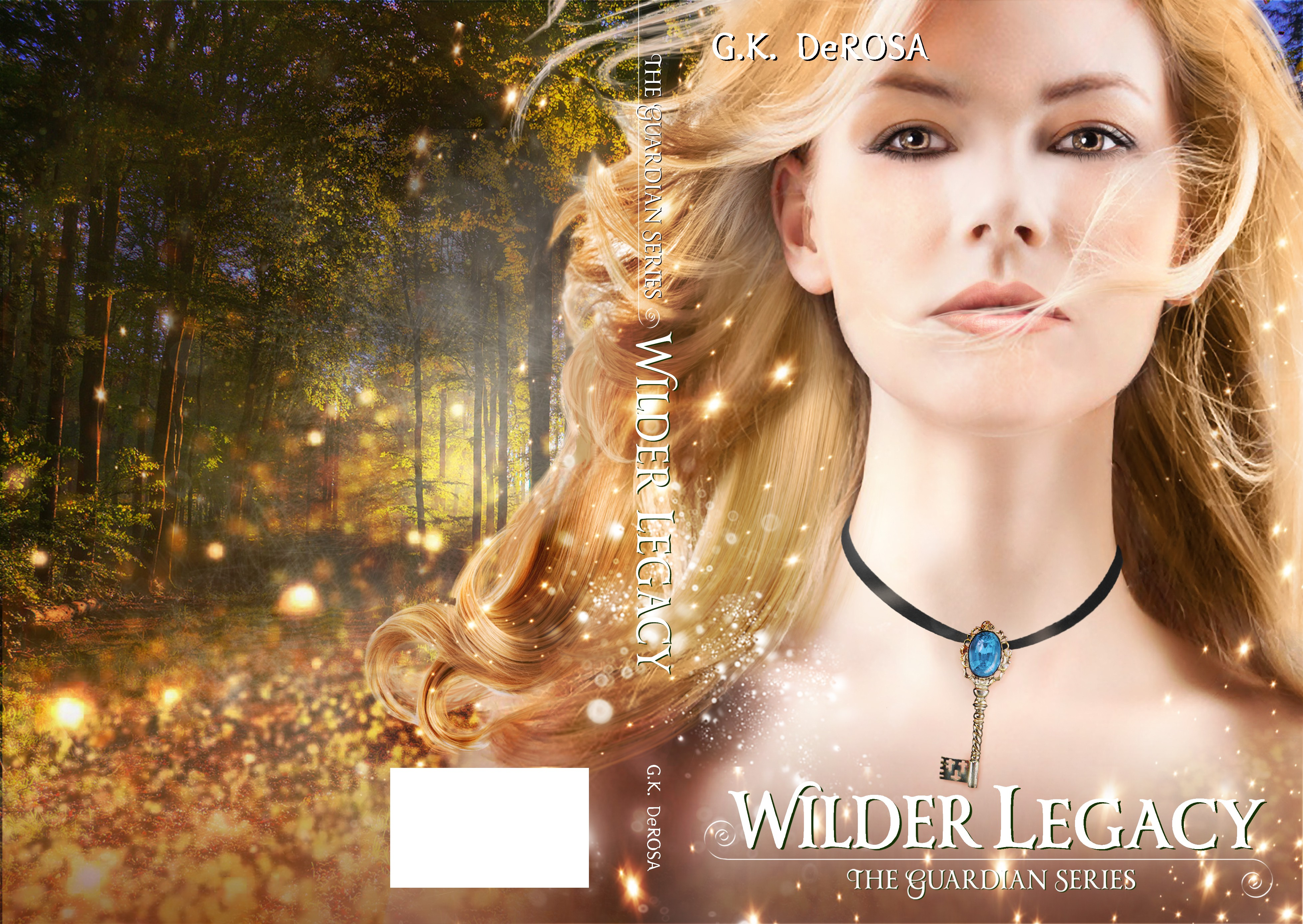 Cover for Wilder Legacy