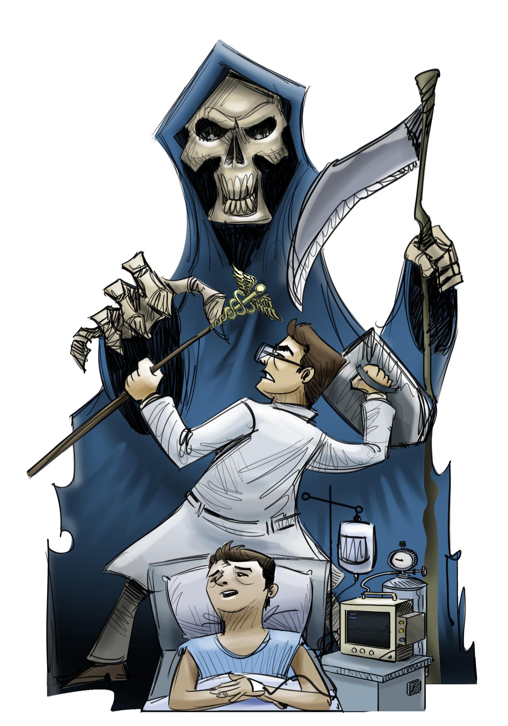 Doctor vs Death