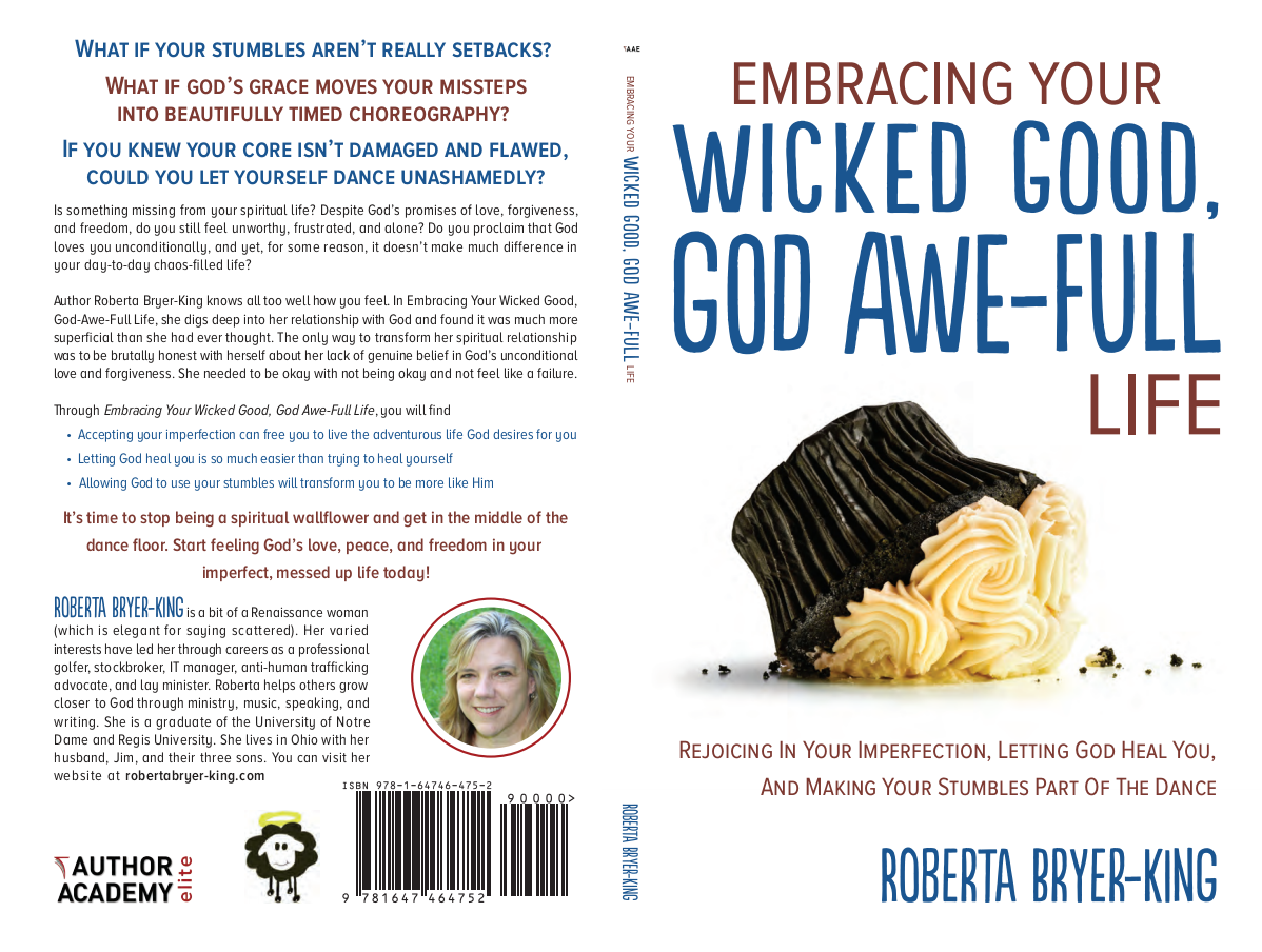 Additional Versions of Wicked Good Book Cover