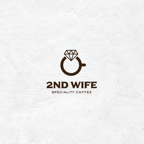 Clever concept for coffee shop logo