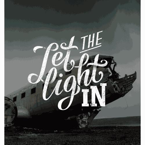 poster lettering design
