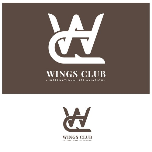 Logo Concept for an Executive Travel Company